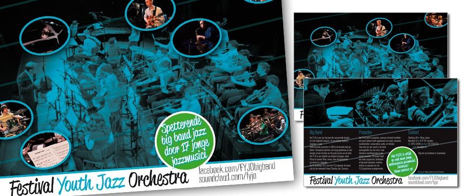 ontwerp-flyerA5-uitmarkt-festivalYouthJazzOrchestra-the-Sane-Spot-Designstudio