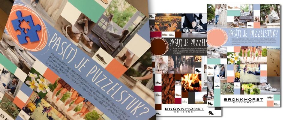 ontwerp-poster-puzzelstuk-bronkhorst-schoenen-gorinchem-the-Sane-Spot-Designstudio